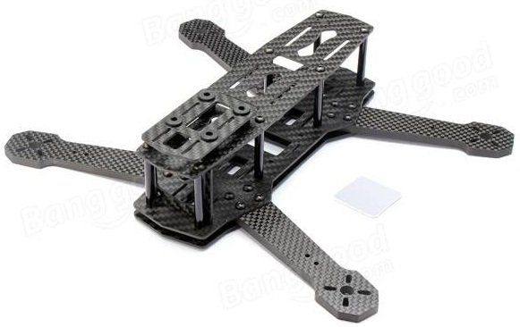 Lista materiales drone quadcopter casero 55