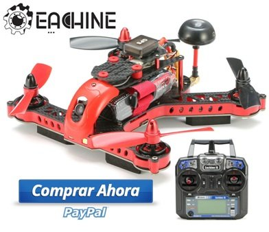 Eachine Blade 185 Español Review