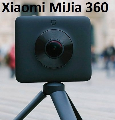Xiaomi MiJia 360 Degree Panoramic